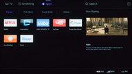 Sharp UB30U Smart TV Picture