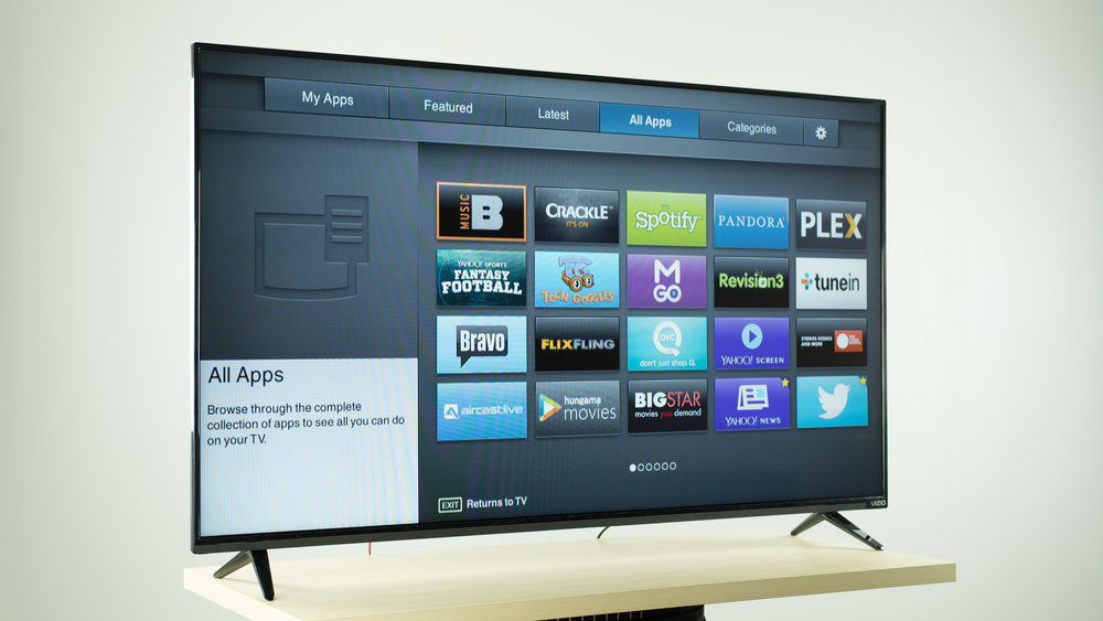 Vizio E Series 2015 Design Picture