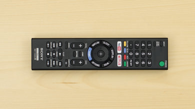Sony X690E Remote Picture