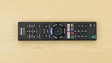 Sony X690E Remote Picture