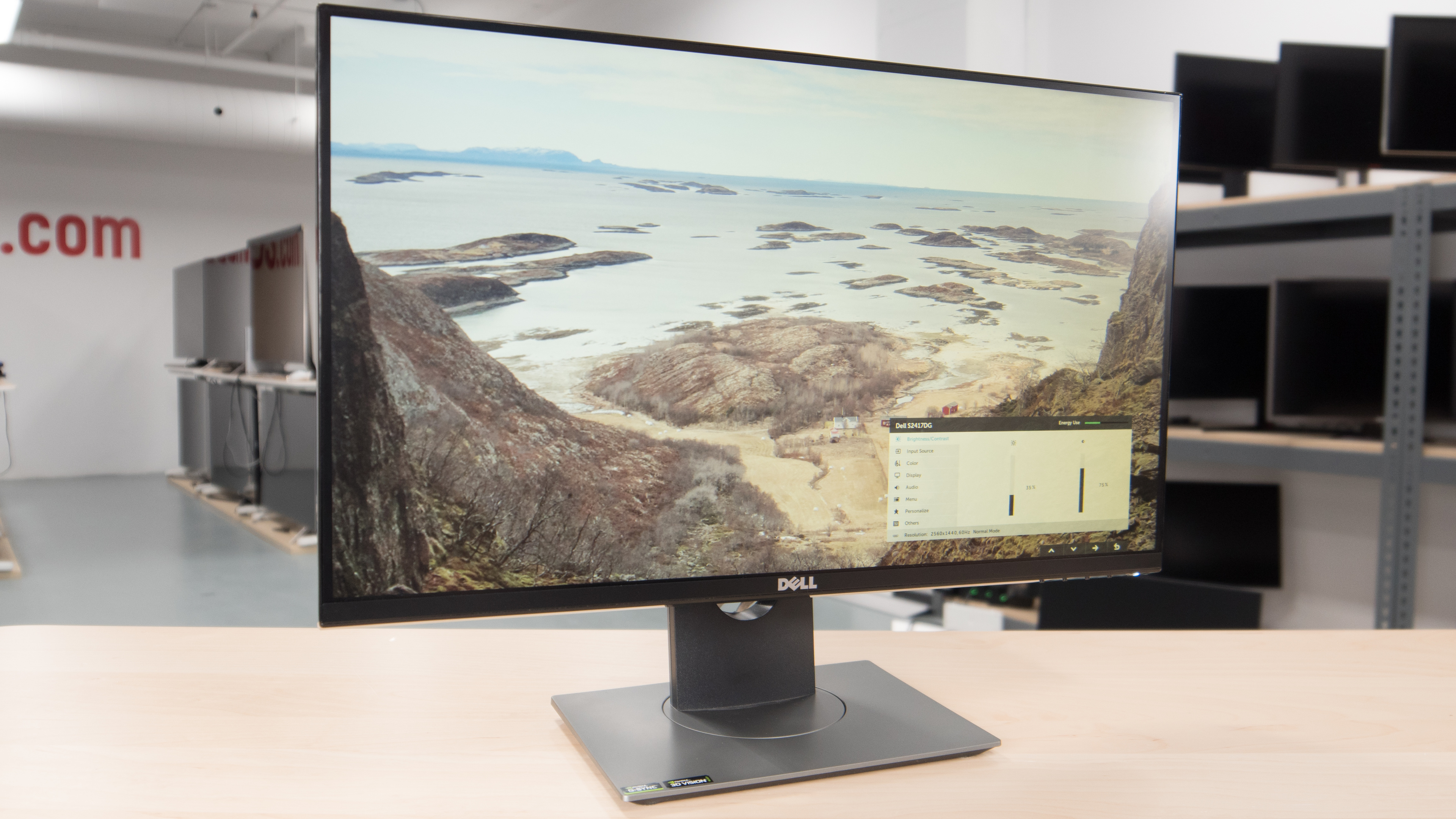 Dell S2417DG Review - RTINGS com