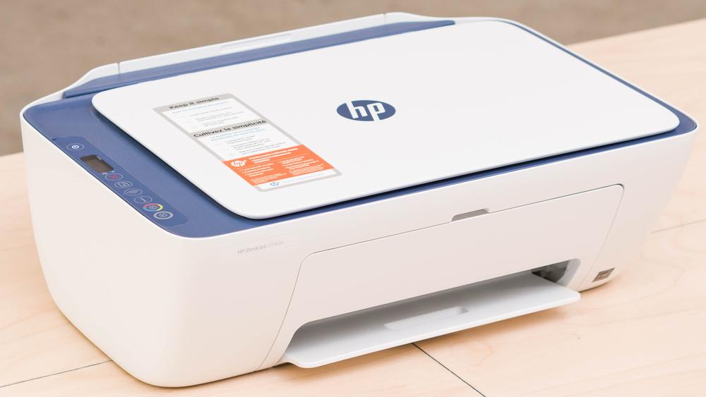 HP DeskJet 2742e Picture