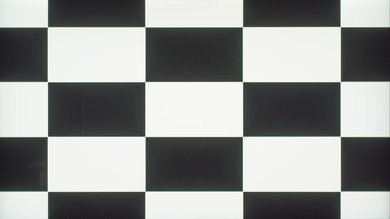 Samsung KS8000 Checkerboard Picture