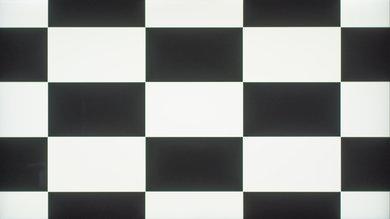 Samsung KS8000 Checkerboard Picture