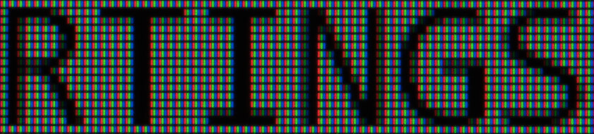 BenQ EW3270U ClearType Off