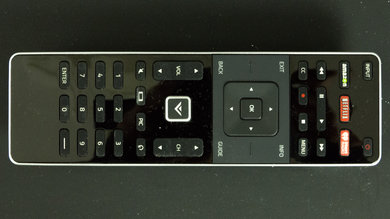 Vizio M Series 2014 Remote