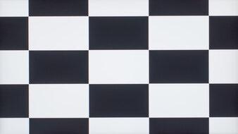 Dell UltraSharp U2721DE Checkerboard Picture