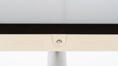 LG 34WK95U-W Controls picture