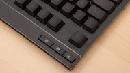 HyperX Alloy Core RGB Build Quality Close Up