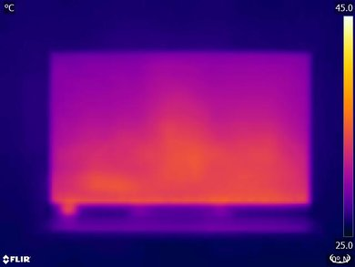 LG E7P Temperature picture
