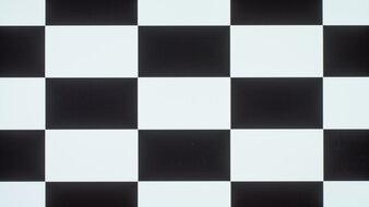 Gigabyte AORUS FO48U OLED Checkerboard Picture