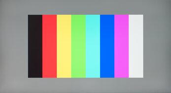 Gigabyte M28U Color Bleed Vertical