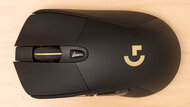 Logitech G403 Wireless Gaming Mouse Build quality picture