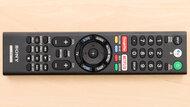 Sony X830F Remote Picture