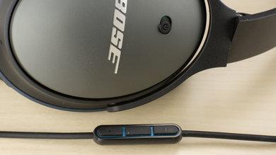 Bose QuietComfort 25 Controls Picture