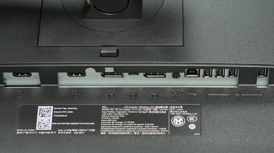 Dell U2415 Inputs 1