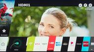 LG SJ9500 Smart TV Picture