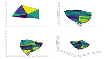 Acer Predator XB273U GXbmiipruzx Adobe RGB Color Volume ITP Picture