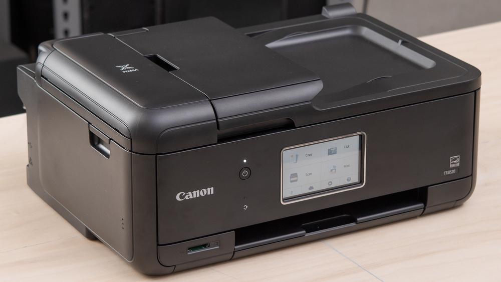 Canon PIXMA TR8520 Picture