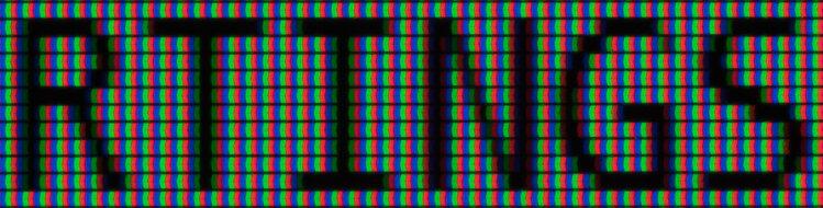 Gigabyte AORUS FI27Q-X ClearType On
