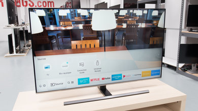 samsung nu8000 samsung tvs 2018 reviews and smart features rtings