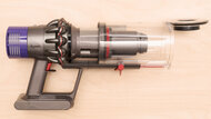 Dyson Cyclone V10 Absolute Dirt Compartment Picture