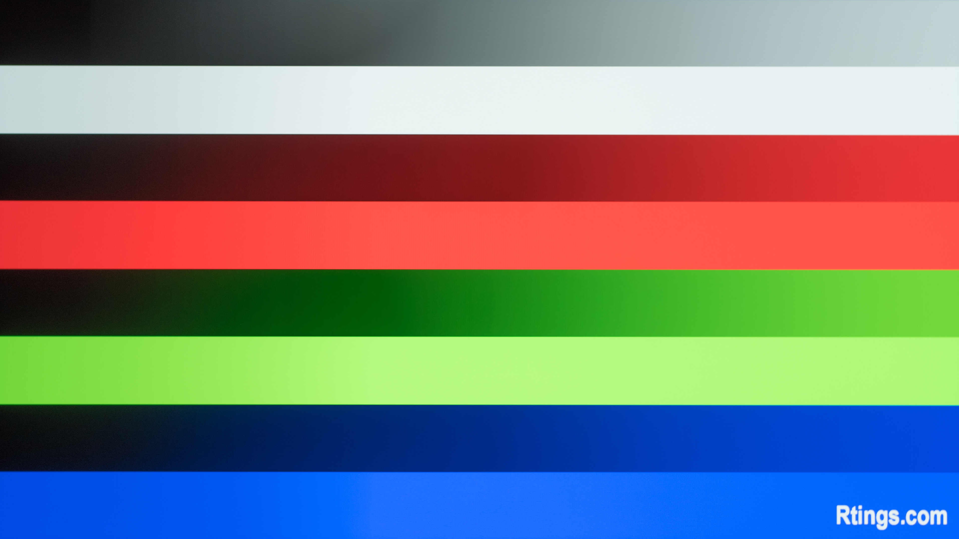 Gradients on TVs: Color bit depth - RTINGS com