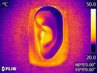 AfterShokz Trekz Air Bone Conduction Breathability After Picture