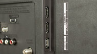 LG UJ6300 Side Inputs Picture