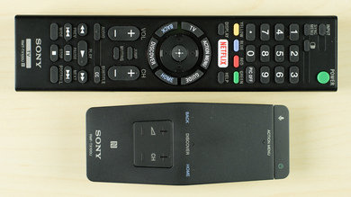 Sony X850C Remote Picture
