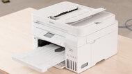 Epson EcoTank ET-4760 Build Quality Close Up