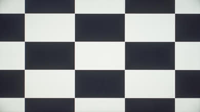 Sony X750F Checkerboard Picture