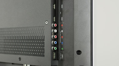 Vizio M Series 2017 Side Inputs Picture