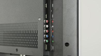 Vizio M Series 2017 Side Inputs Picture