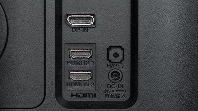 LG 32UD59-B Inputs 1
