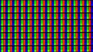Sharp LE653U Pixels Picture