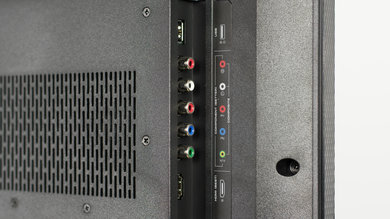 Vizio D Series 1080p 2017 Side Inputs Picture