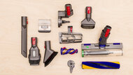 Dyson Outsize Absolute+ Tools And Brush Picture
