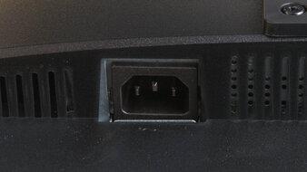 ASUS VG246H Inputs 2