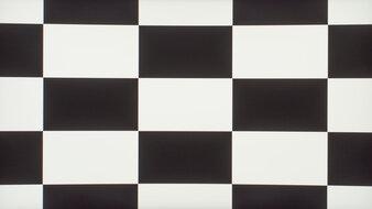 Dell S2722DGM Checkerboard Picture