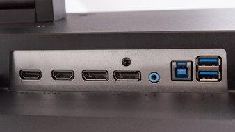 Acer Nitro XV340CK Pbmiipphzx Inputs 1