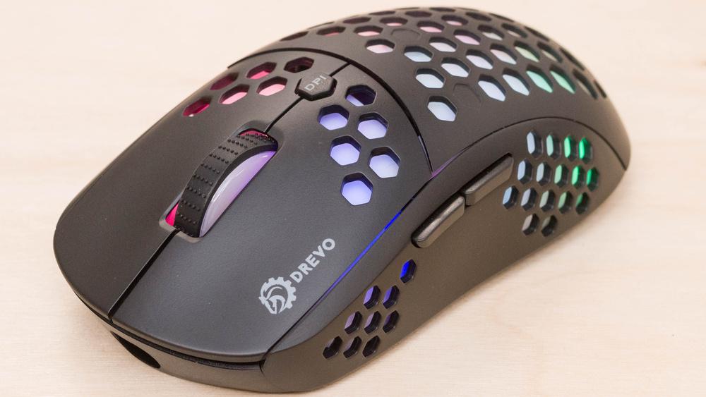 DREVO Falcon Wireless RGB Picture