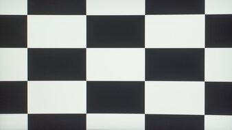 AOC CQ27G1 Checkerboard Picture