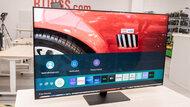 Samsung QN85A QLED Design