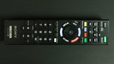 Sony W850B Remote