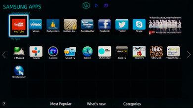 Samsung H6350 Smart TV