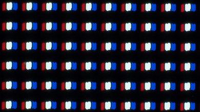 LG E7P Pixels Picture
