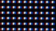 LG E7 OLED Pixels Picture