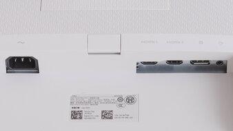 Dell S2721QS Inputs 1