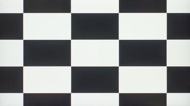 Dell U3219Q Checkerboard Picture